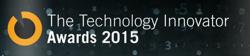 CV Magazine, Tech Innovator Awards 2015