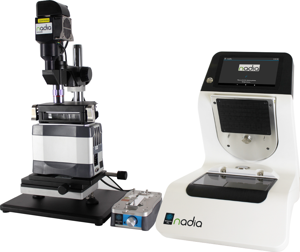 REPROCELL collaborates with Blacktrace Holdings in the sales of Nadia series, single-cell analysis system, in Japan