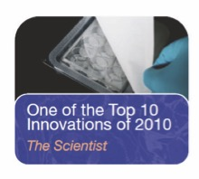 The Scientist Magazine, Top-10 Innovations 2010